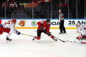 ЧМ по хоккею: обзор матча Беларусь - Швейцария - 0:3