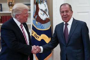 Трамп - Лаврову: Россия ответственна за полное выполнение Минских договоренностей