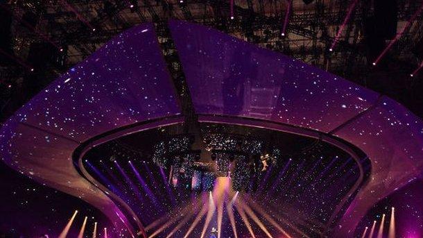 На сцене Евровидения-2017 прошла репетиция второго полуфинала