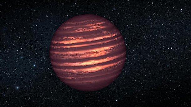 Ученые обнаружили всозвездии Рыб полупланету-полузвезду