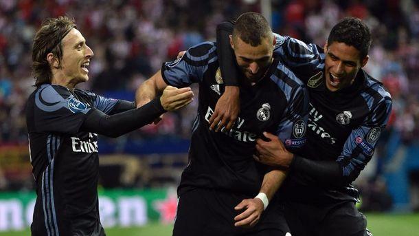 «Реал»— фаворит финала Лиги чемпионов против «Ювентуса»