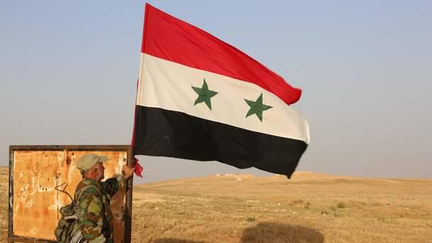 «Сирийские демократические силы» сообщили обосвобождении города Эс-Саура