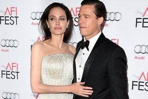 Брэд Питт и Анджелина Джоли скрывают свое общение от детей