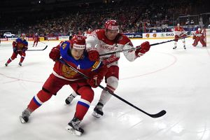 Россия обыграла Данию на ЧМ-2017 по хоккею