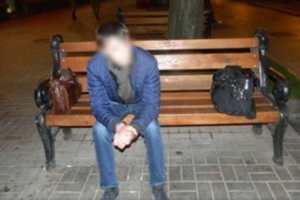 Полиция Киева задержала жителя Сум, обокравшего иностранного журналиста