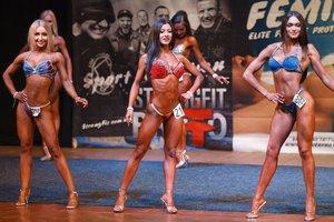 Фитнес-бикини: питание, тренировки и залы в Днепре
