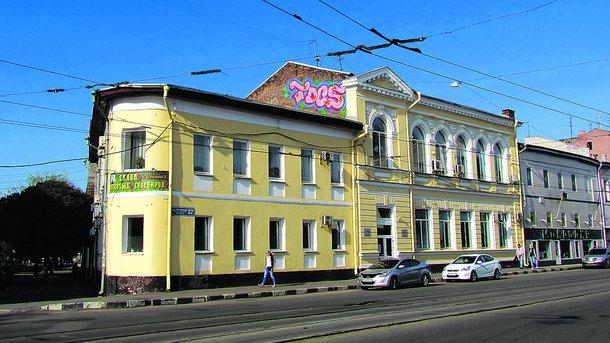 В начале XX века по проекту зодчего возвели здание женского ремесленного училища