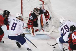 Канада одержала четвертую подряд победу на хоккейном ЧМ-2017