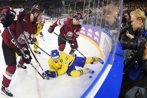 ЧМ-2017 по хоккею: обзор матча Швеция - Латвия - 2:0