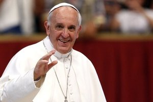 Папа Римский собрал ученых, чтобы узнать правду о Большом взрыве