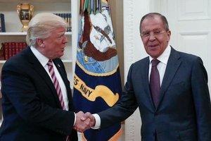 Трамп рассказал, как договорился с Путиным о встрече с Лавровым