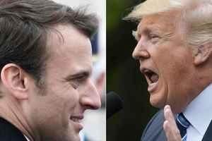 """""""Давайте строить мир"""": как Трамп и Макрон могут изменить """"нормандский формат"""""""
