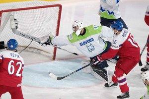 ЧМ-2017 по хоккею: Чехия легко обыграла Словению