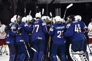 Сборная Беларуси набрала первые очки на чемпионате мира по хоккею