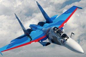 Российский истребитель опасно приблизился к самолету США над Черным морем