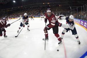 ЧМ-2017 по хоккею: преимущество в две шайбы не спасло Латвию от поражения