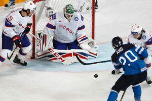 ЧМ-2017 по хоккею: Финляндия добыла трудную победу над Норвегией