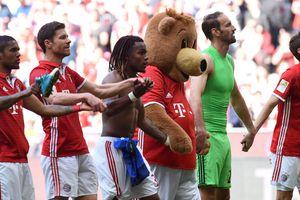 Чемпионат Германии, 33 тур: расписание, результаты, таблица