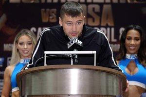 Александр Гвоздик остался без соперника на отборочный бой