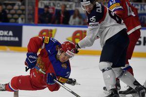ЧМ-2017 по хоккею: Россия обыграла Словакию