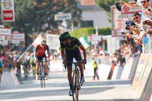"""Испанец Горка Исагирре выиграл восьмой этап """"Джиро д"""