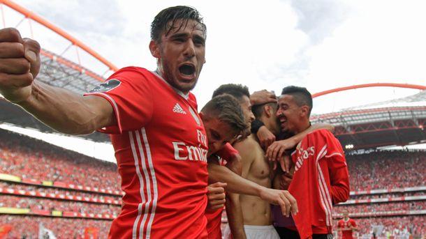 Бенфика стала чемпионом Португалии вчетвёртый раз подряд