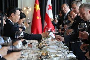 Грузия и Китай подписали соглашение о свободной торговле