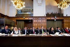 Гаагский суд утвердил график заседаний по иску Украины против России