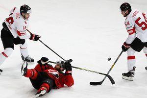 Сборная Канады впервые проиграла на чемпионате мира по хоккею