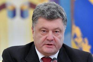 Порошенко: Пленки Онищенко я не слышал и не собираюсь слушать