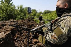 На Донбассе в течение дня ранены четыре украинских военных