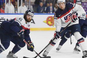 Хоккейный ЧМ-2017: обзор матча США - Словакия - 6:1