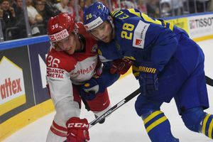 Шведы пробились в плей-офф чемпионата мира по хоккею