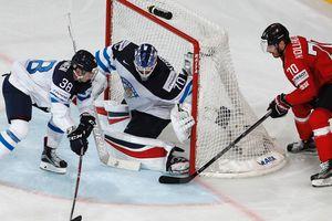 Финляндия в овертайме обыграла швейцарцев на ЧМ-2017