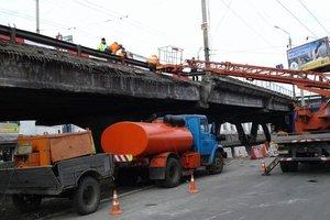 Реконструкцией Шулявского путепровода займутся китайцы