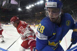 Хоккейный ЧМ-2017: обзор матча Швеция - Дания - 4:2