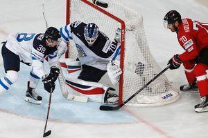 Хоккейный ЧМ-2017: обзор матча Финляндия - Швейцария - 3:2