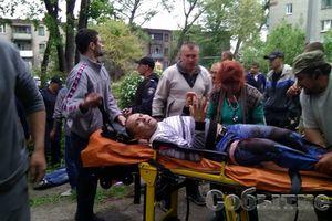 "Стрельба в Каменском: на таксиста напали из-за приветствия ""Слава Украине!"""