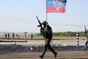 Боевики нанесли удар по собственным позициям