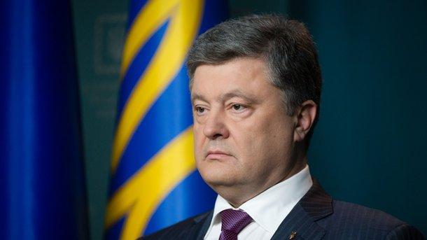 Украинский президент боится, чтоРФ может использовать  кибервойска вгосударстве Украина