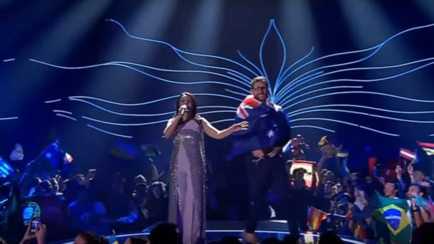 Оргкомитет Евровидения-2017 извинился заобнажение ягодиц