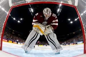 Вратарь сборной Латвии по хоккею признался в неприязни к России