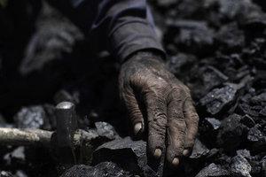 На Донбассе погиб шахтер