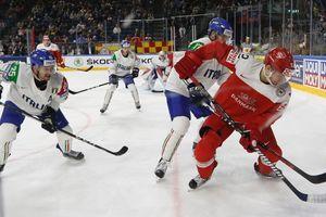 Дания всухую обыграла Италию на хоккейном ЧМ-2017