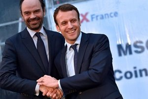 Макрон назначил Филиппа премьер-министром Франции