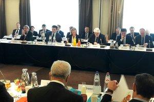 Климкин призвал глав МИД ЕС продлить санкции против РФ