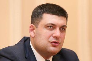 """Гройсман: Украина готова сопровождать каждый проект израильского бизнеса """"под ключ"""""""