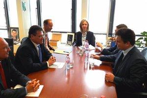 В Брюсселе Климкин и Шефчович обсудили вопросы энергосотрудничества между Украиной и ЕС