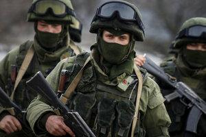 Россия готовится к наступлению в Крыму – пограничники
