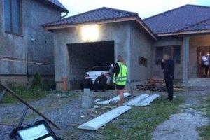В Мукачево ночью прогремел взрыв